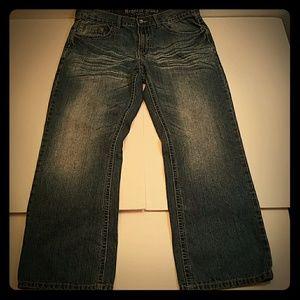 Request Premium Mens Designer Blue Jeans 34 X 32